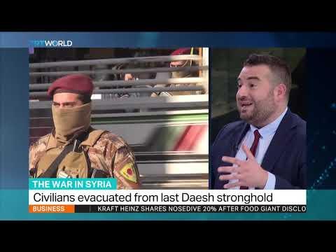 Trump to keep 200 U.S. soldiers in Syria