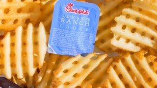 The Truth About How Chick-Fil-A's Waffle Fries Are Made