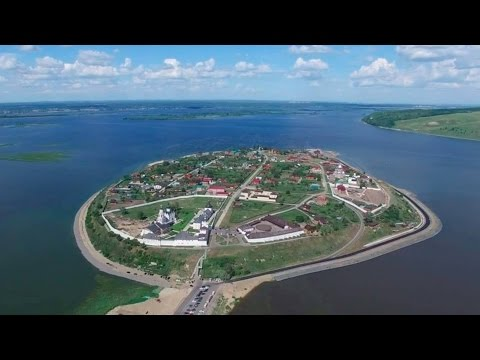 Остров‑град Свияжск.  25.08.2016