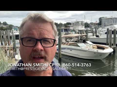 Sea Ray 270 Sundeck video