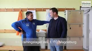 FCM-Zeugwart Heiko Horner