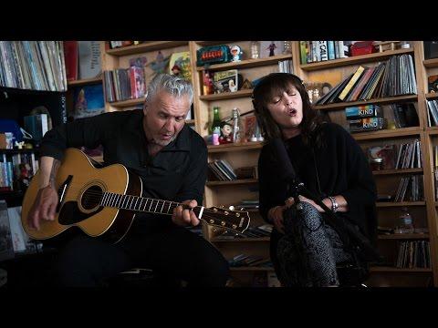Pat Benatar & Neil Giraldo: NPR Music Tiny Desk Concert