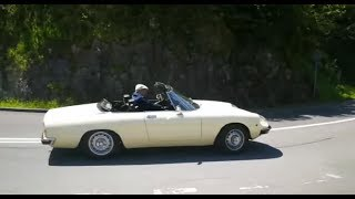 How to become a womanizer in an Alfa Romeo Spider!
