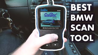 Creator C310 THE BEST BMW OBDII Diagnostic Scan Tool