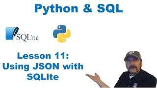 Master Using SQL with Python: Lesson 11 - Using JSON with SQLite