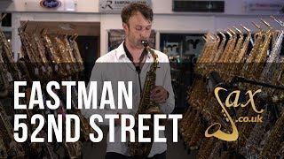 Eastman 52nd Street Saxophones