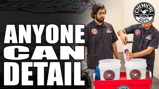 How To Make A Beginner Into A Pro Detailer! - Chemical Guys Car Care