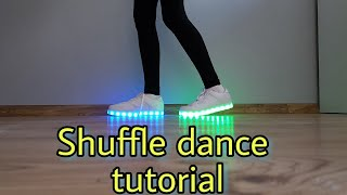 How to Shuffle Tutorial Episode 3 || Alan Walker - Faded || Leo Mackin