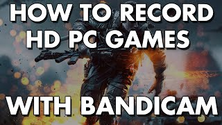 Download Video How to record PC Games with Bandicam - No Lag! MP3 3GP MP4