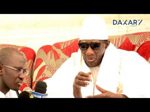 Vidéo: Pose première pierre de Keur Serigne Touba Pikine : Déclaration de Serigne Bassirou Bara Mbacké