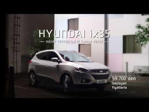 Hyundai  Ix35 Паркетник класса J - рекламное видео 2