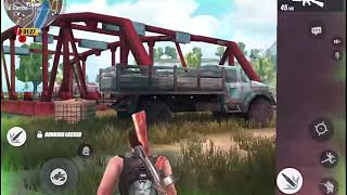 RULES OF SURVIVAL Part #2 APK / Battle Royale Game iOS / Android Gameplay | Road to Silver!