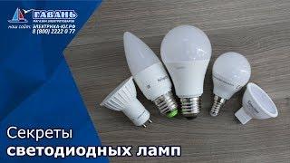 Как выбрать светодиодную лампу?