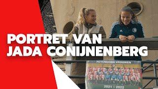 ? ??????? ???... Jada Conijnenberg | De allereerste doelpuntenmaakster in De Nieuwe Klassieker! ?⚪⚫