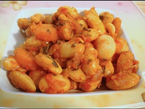 Giant Baked Beans – Fasolia Gigantes – Traditional Greek Recipe