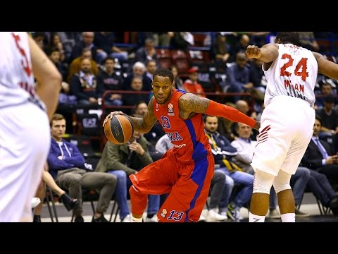 Highlights: Top 16, Round 14 vs. CSKA Moscow