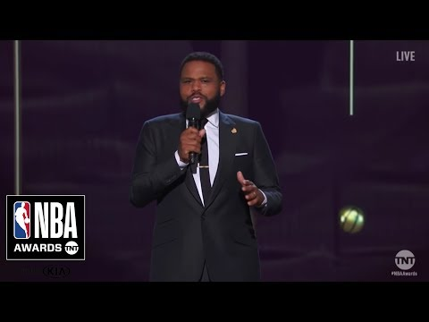 , title : 'NBA Awards Opening Monologue | Anthony Anderson'