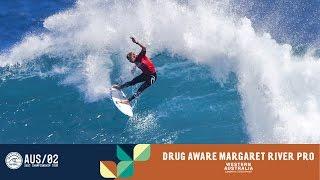 Day 2 Highlights - Drug Aware Margaret River Pro 2017