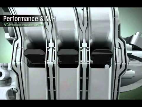 Фото к видео: Kia Picanto Performance Features Kia Motors Kappa 3cil engine