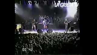 "Fabi Cantilo ""Llego tarde"" - La Falda, Córdoba (1992)"
