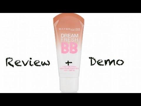 Dream Fresh BB Cream by Maybelline #10