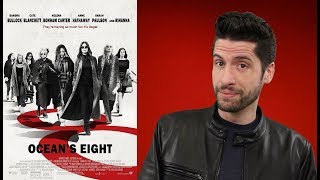 Ocean's 8 - Movie Review