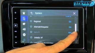 Pioneer Apple CarPlay SPH-DA120 AppRadio4 Vorstellung Tutorial Hey Siri Eyes Free deutsch Stüven