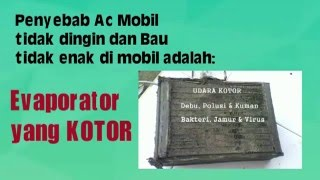 Dokter Mobil - Clean Evaporator