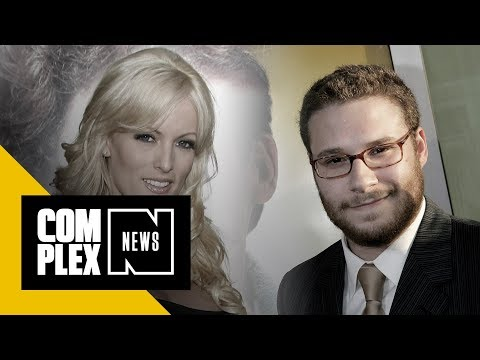 Stormy Daniels Told Seth Rogen About Trump Connection Years Ago