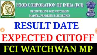 Mp Fci 2018 Cutoff, Paper Cancel ?? Result Update And Physical Preparation