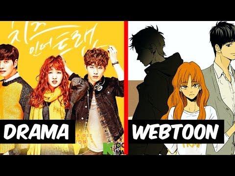 6 drama korea yang diadaptasi dari webtoon   wajib nonton