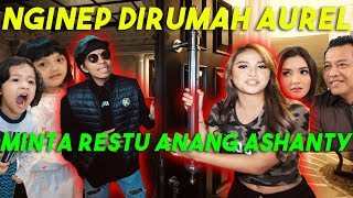 Video ATTA MINTA RESTU ANANG ASHANTY... Nginep di Rumah AUREL! MP3, 3GP, MP4, WEBM, AVI, FLV September 2019