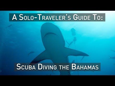 A Solo-Traveler's Guide To: Scuba Diving the Bahamas