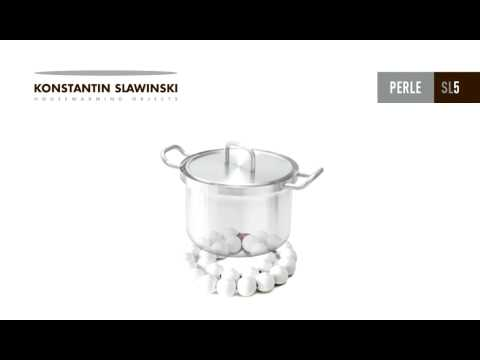 Konstantin Slawinski - Topfuntersetzer Perle