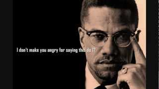 Malcolm X gives advice to our Muslim sisters