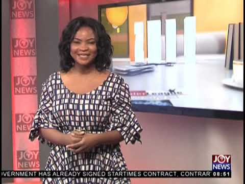 Murder Accusation - AM Showbiz on JoyNews (20-9-18)