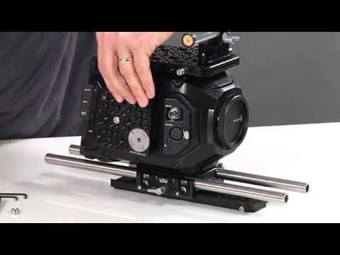 Wooden Camera URSA Mini Side Plates