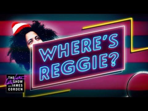 Where's Reggie?