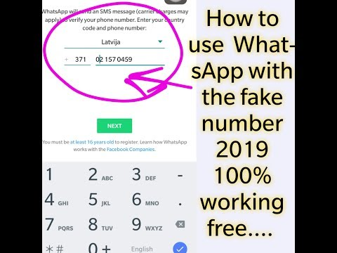 get fake number for WhatsApp 2018-19 / get E-SIM IN INDIA