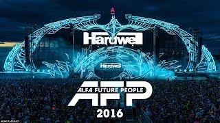 Hardwell @ Live Alfa Future People 2017