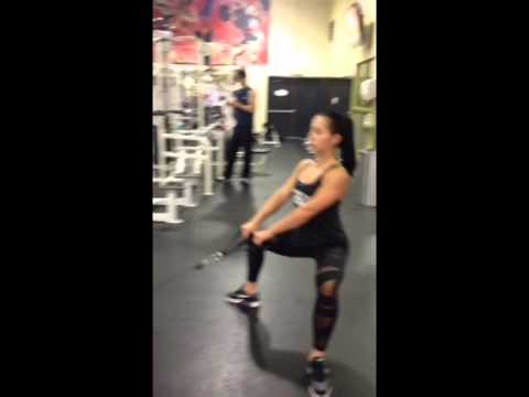 Randi Kennedy Fitness - Cable Sumo Squat