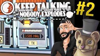 Keep Talking and Nobody Explodes - Part 2 - MORSE CODE | Keep Talking Gameplay