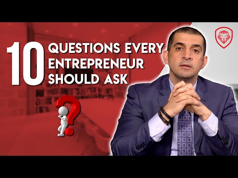 , title : '10 Questions Every Entrepreneur Should Ask'