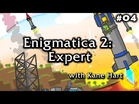 Enigmatica 2: Expert - Part 2 - Today We Till This Land Into