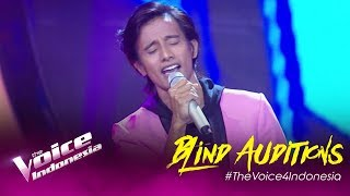 Onno - Night Changes | Blind Auditions | The Voice Indonesia GTV 2019