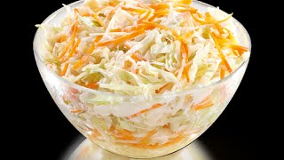САЛАТ С КАПУСТОЙ И КОЛБАСНЫМ СЫРОМ. Рецепт салата сыром, морковью и капустой. КОПЧЕНАЯ КАПУСТА.