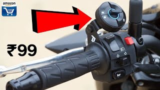 Top 5 Gadgets & Accessories For Bike Motorcycle | You Can Buy On Amazon 2020 | Gadgets Under Rs500