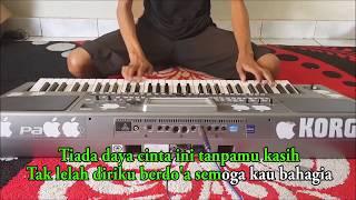 Karaoke Maafkanlah Tasya Rosmala Cover MP3 No Vocal Dangdut Koplo Sampling Keyboard