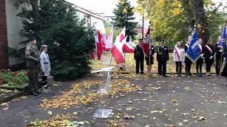 Wideo1: 82. rocznica rozstrzelania dwudziestu mieszkańców Leszna