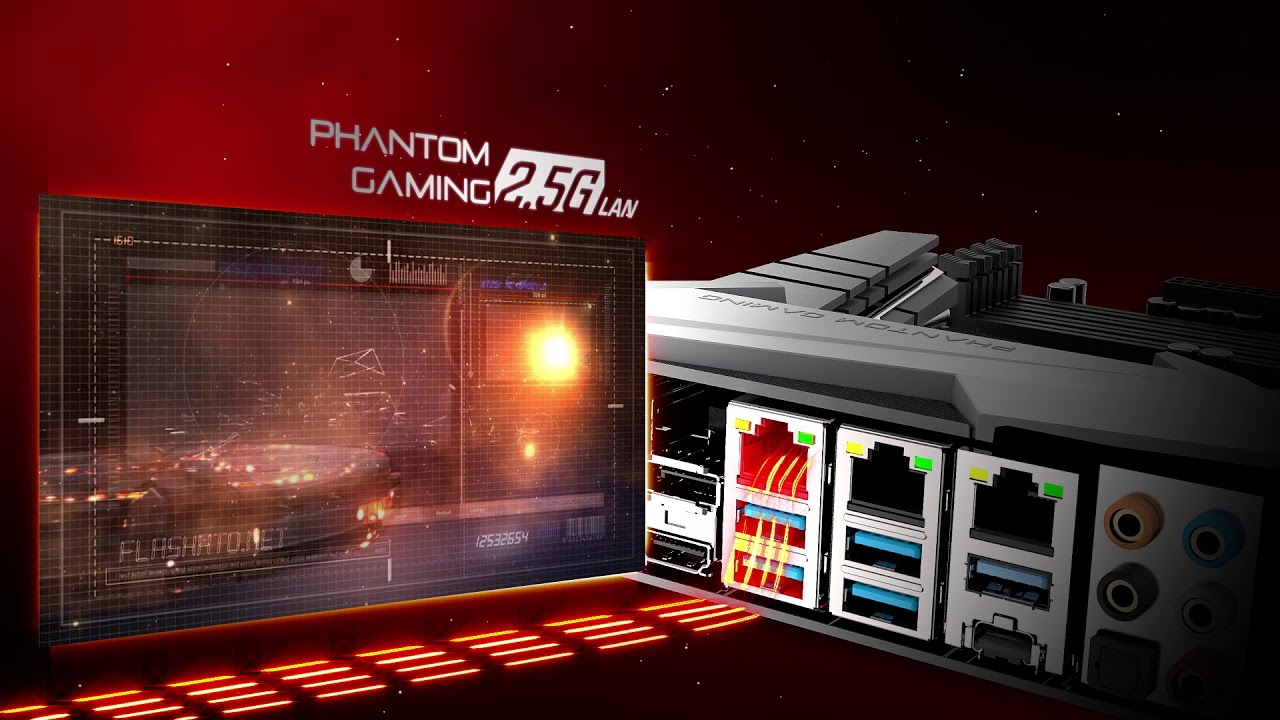 ASRock > Z390 Phantom Gaming 4